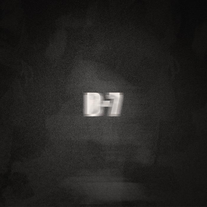 Hình ảnh đếm ngược đầu tiên được Big Hit đăng tải.