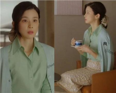 Lee Bo Young (Mine) có 3 cách buộc tóc 'dễ như ăn bánh', nhưng sang chảnh đúng chuẩn người giới thượng lưu 1