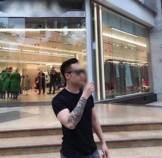 Facebook của A.T.N, người được cho là nhân vật nam trong đoạn clip đã khoá trang cá nhân.