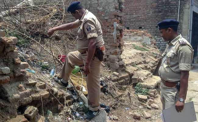 Nơi vụ việc tàn nhẫn diễn ra (Ảnh: NDTV)
