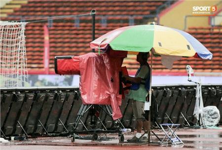 Tuy nhiên, sau thời gian kể trên, trận đấu vẫn không thể diễn ra. BTC chấp nhận huỷ trận đấu để đảm bảo thời gian thi đấu trận còn lại giữa Selangor FC và True Bangkok United.