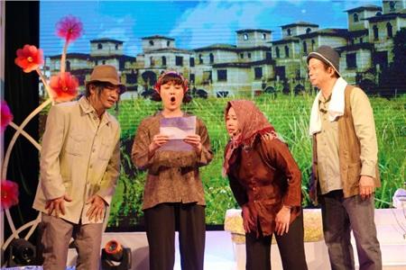 Tiểu phẩm 'Nhà hoang' gây xúc động với nhiều khán giả