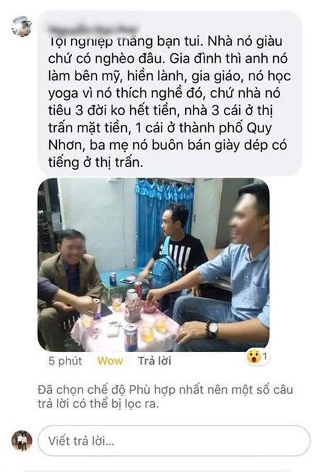 Hoàng Nguyễn bị bạn 'bóc phốt'