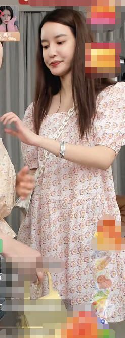 Hotgirl ngoại tình với chủ tịch Taobao lộ vòng 2 to bất thường, dân mạng suy đoán: Đã thật sự mang thai ở tuổi 32 sau nhiều lần phủ nhận? 3