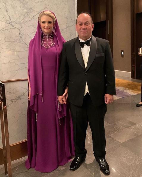 Nàng dâu hoàng gia ngoại quốc ngày càng xinh đẹp.