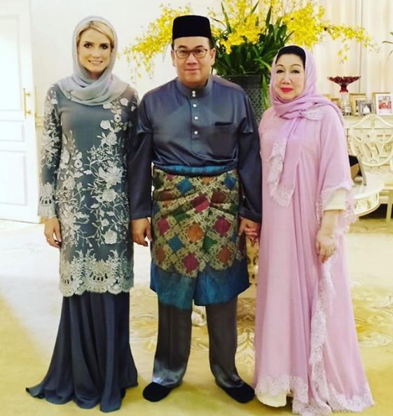 Từng bị phản đối vì quá khác biệt, nàng dâu ngoại quốc của hoàng gia Malaysia có cuộc sống thay đổi hoàn toàn sau 1 năm kết hôn với Thái tử 9