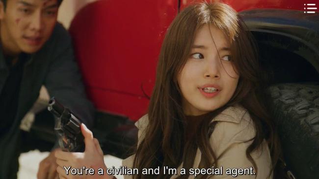 'Vagabond' tập 3: 'Nín thở' xem Lee Seung Gi và Suzy đọ súng với khủng bố, ai ngờ bạn thân lại có ngày lật mặt thế này 17