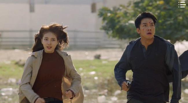 'Vagabond' tập 3: 'Nín thở' xem Lee Seung Gi và Suzy đọ súng với khủng bố, ai ngờ bạn thân lại có ngày lật mặt thế này 19