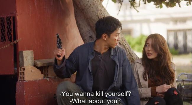 'Vagabond' tập 3: 'Nín thở' xem Lee Seung Gi và Suzy đọ súng với khủng bố, ai ngờ bạn thân lại có ngày lật mặt thế này 18