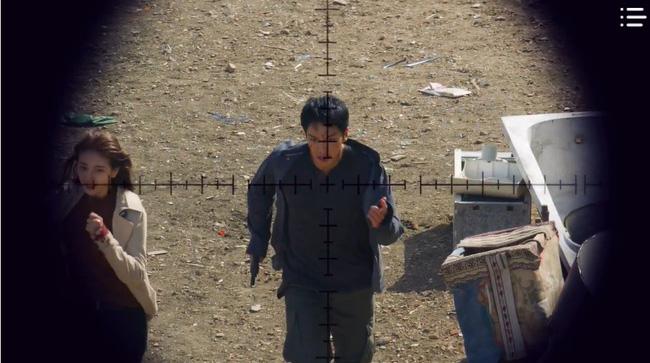 'Vagabond' tập 3: 'Nín thở' xem Lee Seung Gi và Suzy đọ súng với khủng bố, ai ngờ bạn thân lại có ngày lật mặt thế này 20