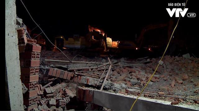 Vụ sập công trình tại Đồng Nai khiến 10 người chết: Khởi tố Giám đốc công ty thi công 1