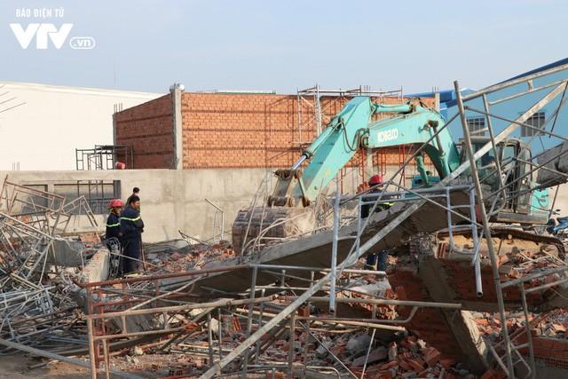 Vụ sập công trình tại Đồng Nai khiến 10 người chết: Khởi tố Giám đốc công ty thi công 6