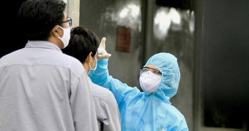 TP HCM: Cách ly 2 người Trung Quốc có thân nhiệt 39 độ C