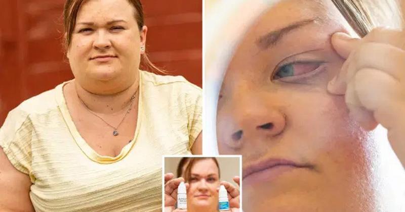 Vừa xem phim vừa nhỏ mắt, người phụ nữ phạm sai lầm tai hại suýt mù mắt, đau đớn cầu cứu hàng xóm đưa đi bệnh viện