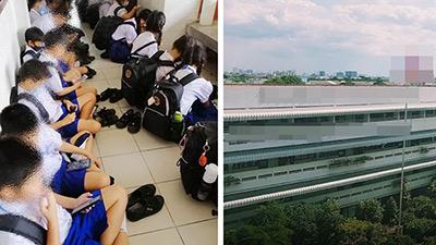 Học sinh 8 tuổi nhiễm Covid-19 vẫn đến lớp, trường học 2.500 trẻ phải đóng cửa