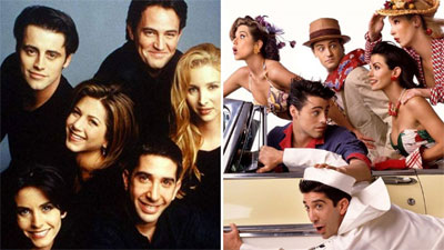 Tin vui: Phim truyền hình 'Friends' chuẩn bị quay lại