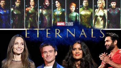 'The Eternals' sẽ là phim siêu anh hùng với tình yêu đồng tính đầu tiên của vũ trụ điện ảnh Marvel