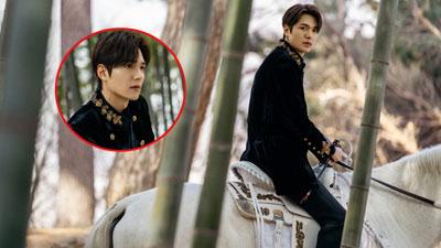 'Quân vương bất diệt' rò rỉ ảnh mới: Lee Min Ho đẹp trai điên đảo nhưng gây sốc lại là Lee Jung Jin với khuôn mặt đầy máu