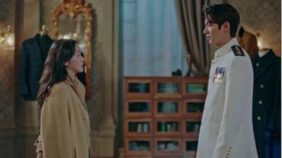 Lee Min Ho đã nói yêu Kim Go Eun trong teaser mới nhất 'The King: Eternal Monarch'