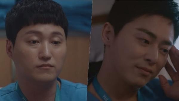 Chuyện tình của F5 'Hospital Playlist 2': Seok Hyung 'bơ vơ đứng giữa hai dòng nước', Ik Jun bị từ chối thẳng thừng