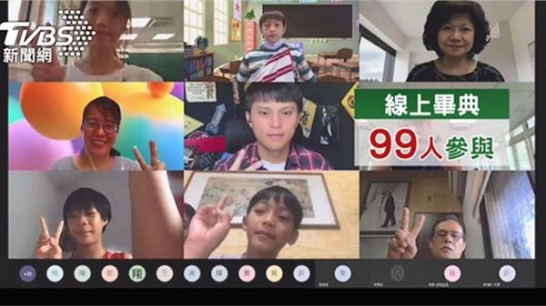 Nhà trường viết nhạc, quay video, huy động 99 người gửi lời chúc đến học sinh bế giảng 'duy nhất'