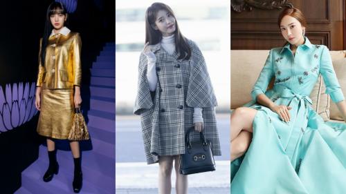 Thời trang sao Hàn tuần qua: Lisa đọ sắc cùng IU, Jessica quyền lực như bà hoàng