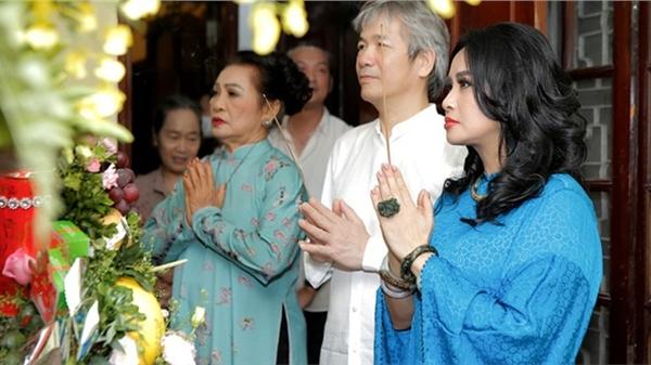 Diva Thanh Lam hạnh phúc khoe ảnh dạm ngõ cùng bạn trai bác sĩ