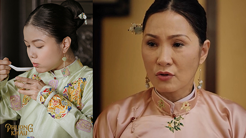 'Phượng Khấu' tập 6: Bà chúa 'tham ăn' nhận kết cục đắng còn khiến mẹ bị đẩy vào 'lãnh cung'