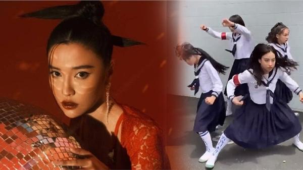 Ca khúc của Bích Phương bất ngờ xuất hiện trong clip cover của nhóm dancer gây bão mạng Nhật Bản?