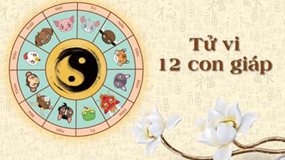 Tử vi miễn phí cho 12 con giáp: Tháng 4 này tuổi nào sẽ gặp may?