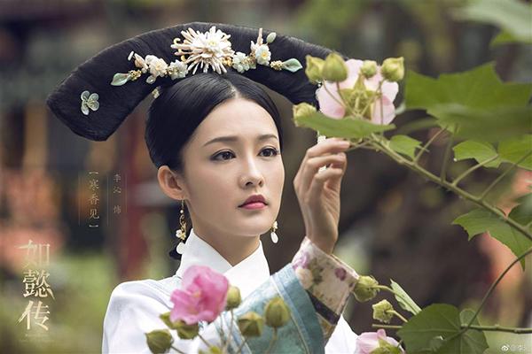 Ngắm tạo hình thời nhà Thanh của các nữ diễn viên xứ Trung: Gần 10 năm trôi qua, Dương Mịch vẫn đẹp xuất sắc 7