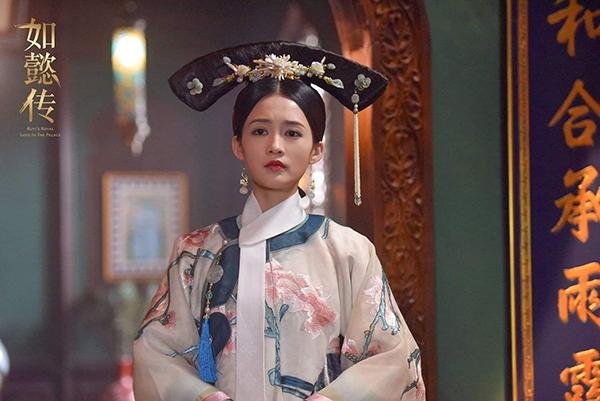 Ngắm tạo hình thời nhà Thanh của các nữ diễn viên xứ Trung: Gần 10 năm trôi qua, Dương Mịch vẫn đẹp xuất sắc 8