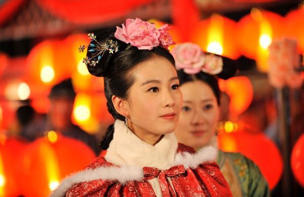 Ngắm tạo hình thời nhà Thanh của các nữ diễn viên xứ Trung: Gần 10 năm trôi qua, Dương Mịch vẫn đẹp xuất sắc 12