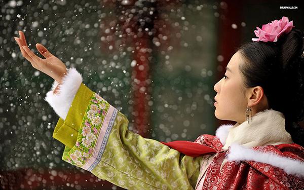 Ngắm tạo hình thời nhà Thanh của các nữ diễn viên xứ Trung: Gần 10 năm trôi qua, Dương Mịch vẫn đẹp xuất sắc 13