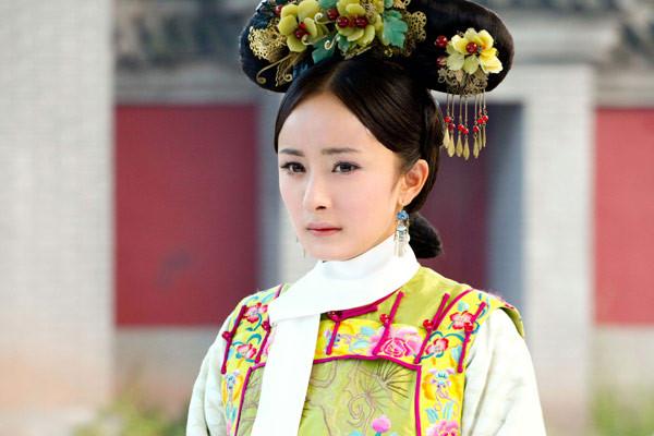 Ngắm tạo hình thời nhà Thanh của các nữ diễn viên xứ Trung: Gần 10 năm trôi qua, Dương Mịch vẫn đẹp xuất sắc 15