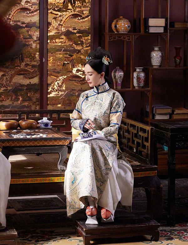 Ngắm tạo hình thời nhà Thanh của các nữ diễn viên xứ Trung: Gần 10 năm trôi qua, Dương Mịch vẫn đẹp xuất sắc 18