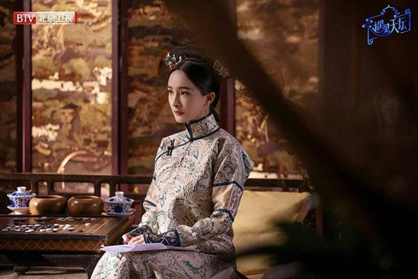 Ngắm tạo hình thời nhà Thanh của các nữ diễn viên xứ Trung: Gần 10 năm trôi qua, Dương Mịch vẫn đẹp xuất sắc 19