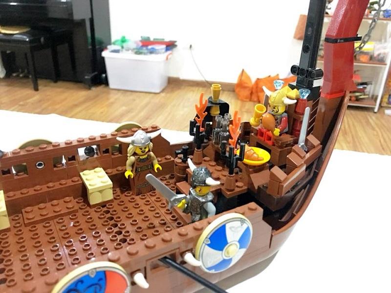 Chàng trai Việt sưu tầm mô hình Lego cực đỉnh: Bộ đắt nhất 20 triệu, nhiều đến nỗi không đếm xuể 4