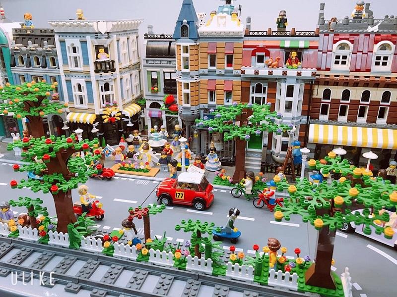 Chàng trai Việt sưu tầm mô hình Lego cực đỉnh: Bộ đắt nhất 20 triệu, nhiều đến nỗi không đếm xuể 7