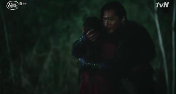 'Arthdal Chronicles' tập 15: Jang Dong Gun mất hết nhân tính, Kim Ji Won 2 lần bị mưu sát 4