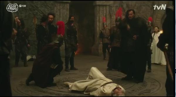 Ta Gon ngay lập tức giết chết Asa Ron
