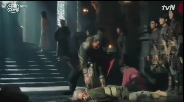 Quân Dae Kan đánh đập dã man những người lên tiếng phản đối