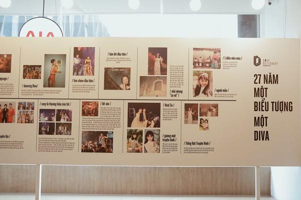 Một số hình ảnh của Thu Minh tại sự kiện.
