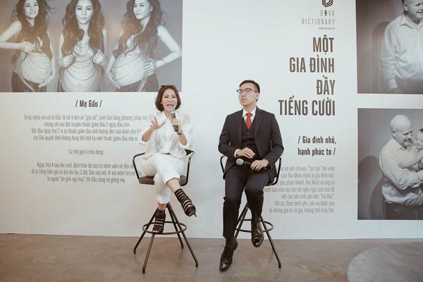 Sau 4 năm làm mẹ, ca sĩ Thu Minh lần đầu để lộ ảnh cận mặt con trai 7