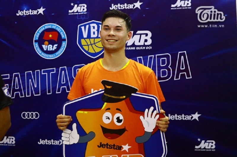 Vincent Nguyễn là cầu thủ được trao đổi với Henry Nguyễn trong mùa giải vừa qua