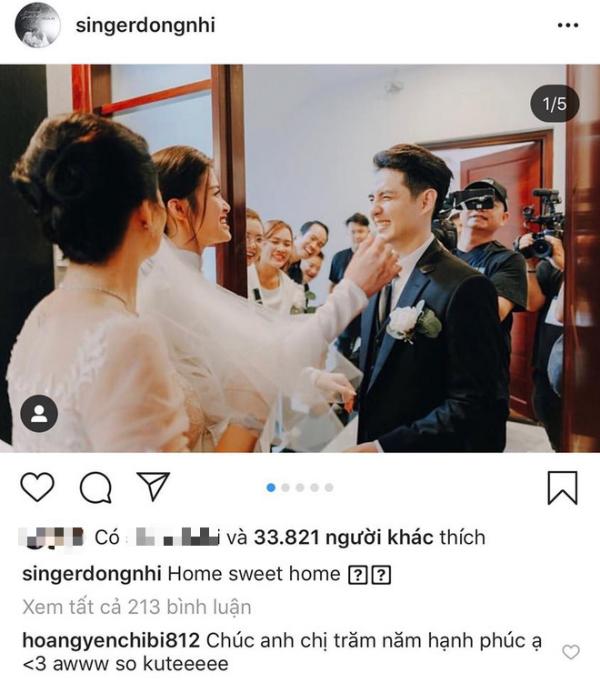 Hàng loạt sao Việt cũng vui mừng, xúc động khi thấy Đông Nhi -  Ông Cao Thắng 'về một nhà' sau 10 năm chung đôi 6