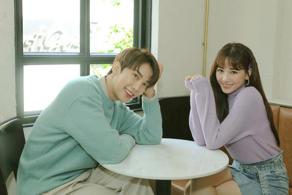 Hari Won lần đầu kết hợp cùng tài tử Hàn Quốc Park Jung Min với MV OST cực lãng mạn 2