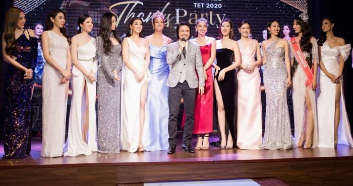 Lương Thuỳ Linh, Tường San cùng dàn mỹ nhân Việt 'kết' năm bằng màn trình diễn quốc phục ấn tượng 7