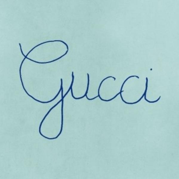 Chiếc ảnh đại diện hết sức đơn giản nhưng lại thành hotrend những ngày gần đây của Gucci