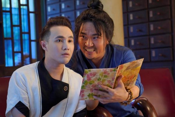 Giữa mùa dịch, Huỳnh Lập tung 'Pháp sư mù' lên nền tảng online, nối dài hành trình tiếp cận khán giả 5